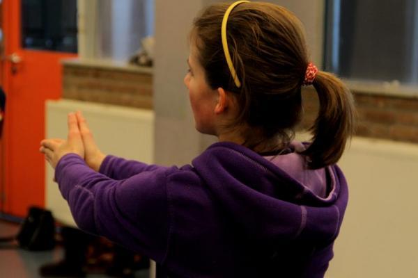 Workshop Stepping Antwerpen