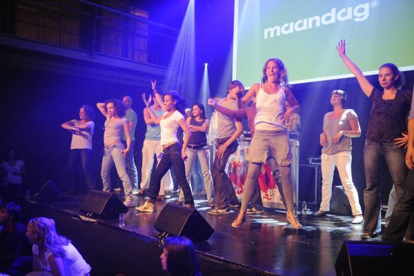 De leukste activiteit met de flashmob workshop i n Antwerpen!