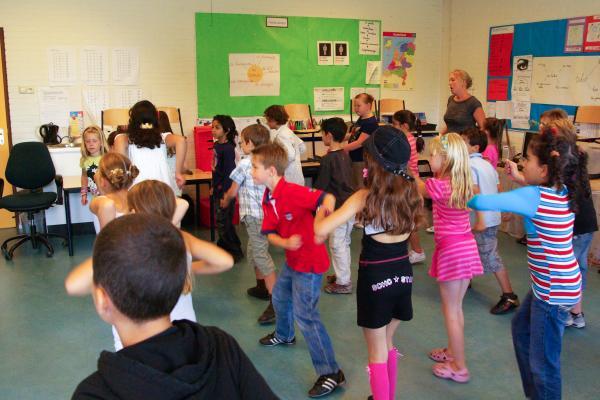 Workshop Kidsdance  Antwerpen.