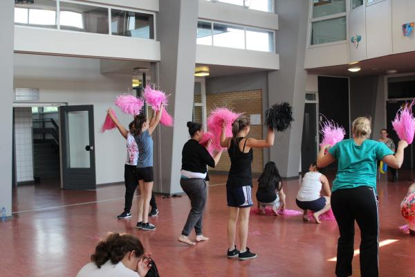 Workshop Cheerleading Antwerpen