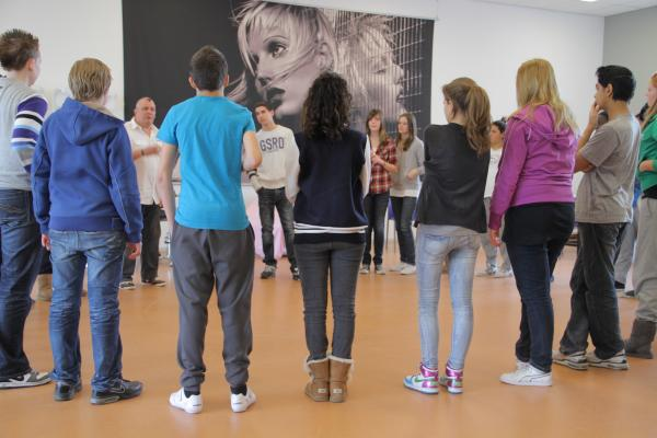 Workshop Theatersport Antwerpen