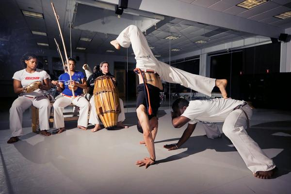 Workshop Capoeira Antwerpen