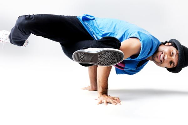 Workshop Breakdance Antwerpen